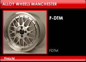 Finichi FDTM Alloy Wheels