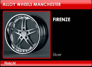 Finichi Firenze Alloy Wheels