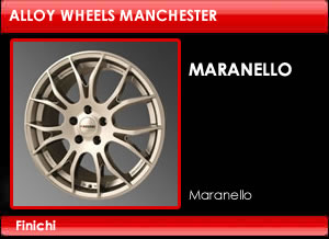 Finichi Maranello Alloy Wheels