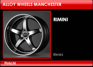 Finichi Monza Alloy Wheels