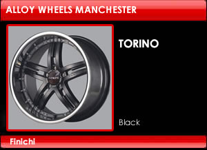 Finichi Torino Alloy Wheels