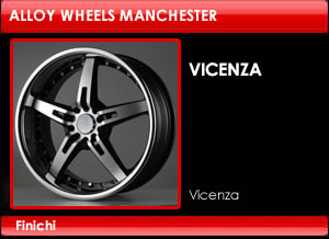 Finichi Vicenza Alloy Wheels