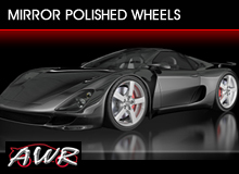 Mirror Polished Wheels