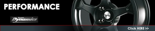 Team Dynamics Performance Alloy Wheels